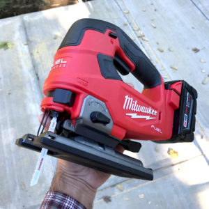 Jeremy Kassel - Tool Review - Milwaukee - M18 FUEL Cordless D-Handle Jig Saw