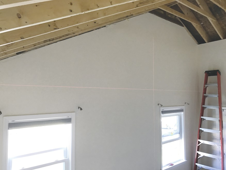 Kassel Construction - Never Worry Again Insulated Ceiling