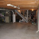 Basement – Before