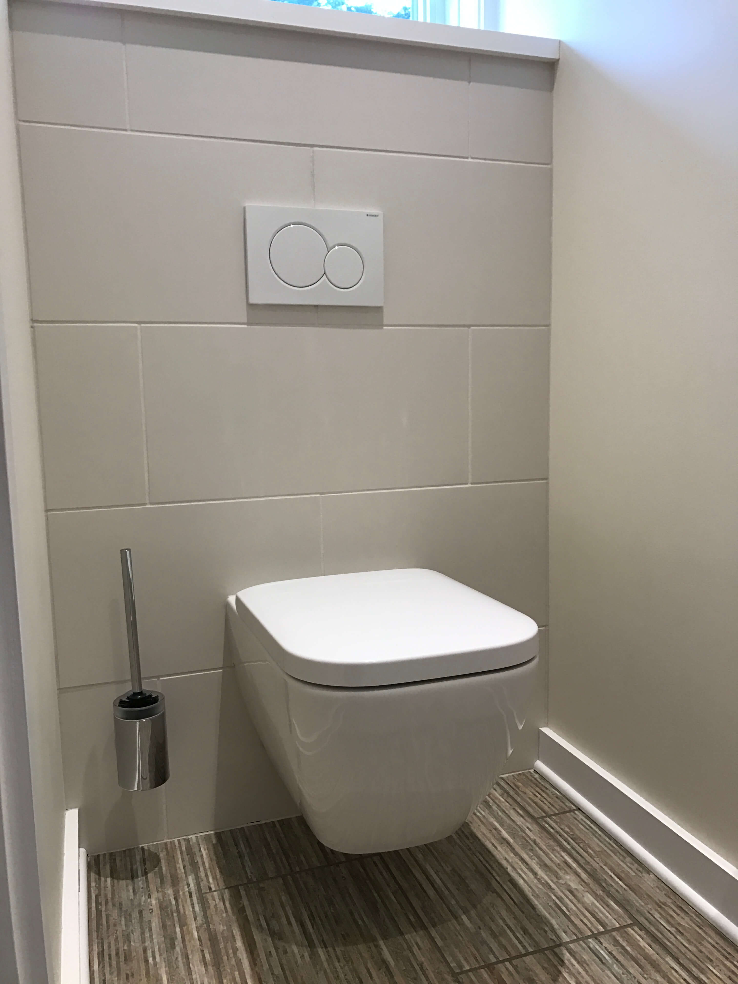 Kassel Construction – Modern Bathroom Toilet